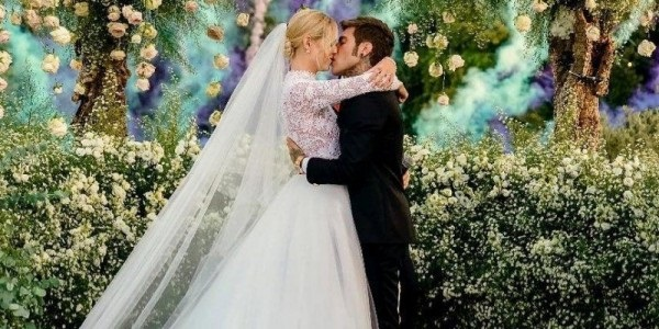 Inspiration wedding 2019 alla Ferragni e Fedez